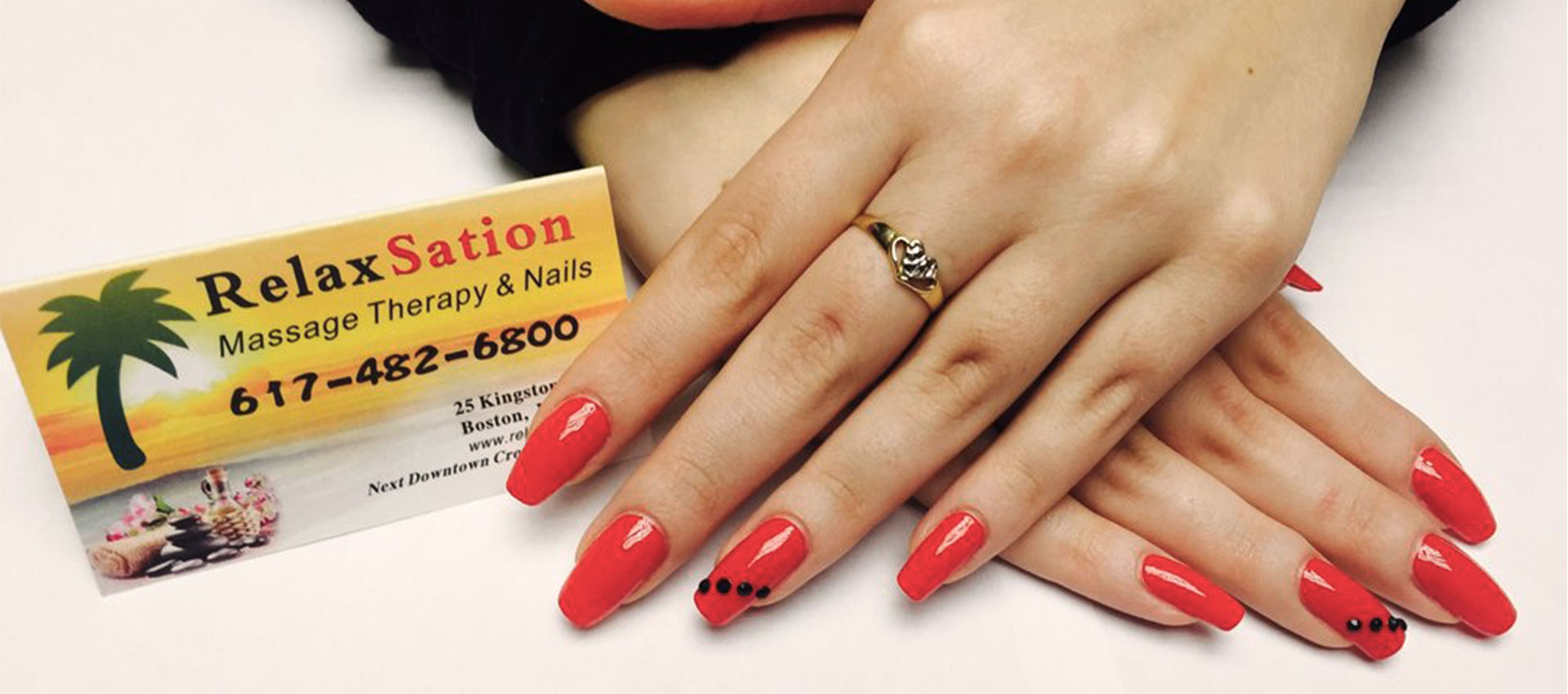 RelaxSation Massage Therapy & Nails: Massage Therapy, Nail Salon and Day Spa in Boston, Quincy and Newton